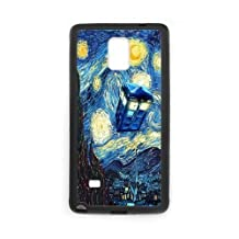 Doctor Who Cheap Custom Cell Phone Case Cover for Samsung Galaxy Note 4, Doctor Who Galaxy Note 4 Case