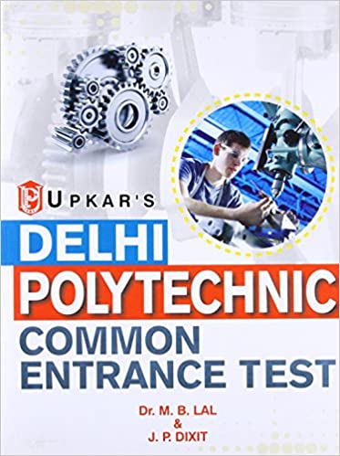 which polytechnic book preferred for entrance exam on delhi
