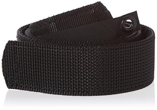 Uncle Mike's Kodra Nylon Web Deluxe Inner Duty Belt (Medium, Black) ()
