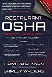 Restaurant OSHA Safety and Security: The Book of Restaurant Industry Standards & Best Practices