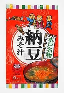 Mito especialidad natto y miso sopa 9 porciones: Amazon.es