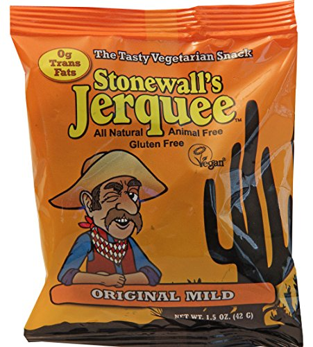 Stonewall's Jerquee, Original Mild, 1.5-Ounce Packets (Pack of 16)