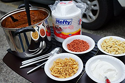 Hefty Everyday Foam Bowls (White, Soak Proof, 12 Ounce, 50 Count, Pack of 12) by Hefty (Image #3)