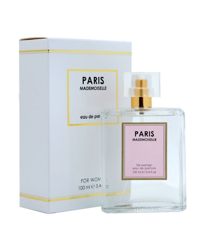Paris Mademoiselle Perfume for Women 3.4 Fl. Oz by Sandora Fragrances