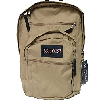 JanSport Classic BIG STUDENT BACKPACK Soild Color - FIELD TAN   Amazon.co.uk  Sports   Outdoors 9fc7a39c71