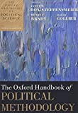 img - for The Oxford Handbook of Political Methodology book / textbook / text book