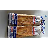 Bimbo Bread White Sandwich 24 oz (2 pack)
