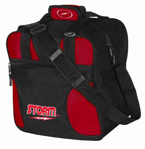 Storm Solo Bowling Bag (1-Ball), Red for sale  Delivered anywhere in USA