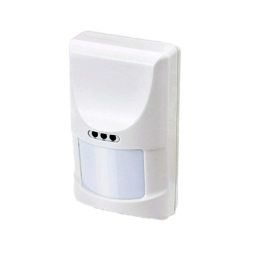 WOVELOT Inal/ámbrico 433 Mhz Pir Sensor De Alarma 25 Kg Pet Immune Motion Sensor De Infrarrojos Detector De Infrarrojos Para Seguridad en El Hogar Sistema De Alarma
