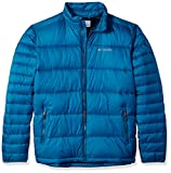 Columbia Men's Big and Tall Frost Fighter Jacket, Phoenix Blue, 3X