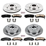 Autospecialty KOE1438 1-Click OE Replacement Brake Kit