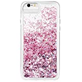 Caka iPhone 6 6S 7 8 Case, iPhone 6S Glitter Case