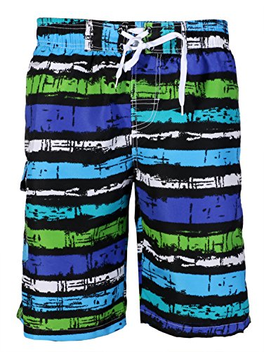[APTRO Men's Colorful Lightweight Summer Beach Board Shorts Blue M (Tag L)] (Xxl Santa Suits For Sale)