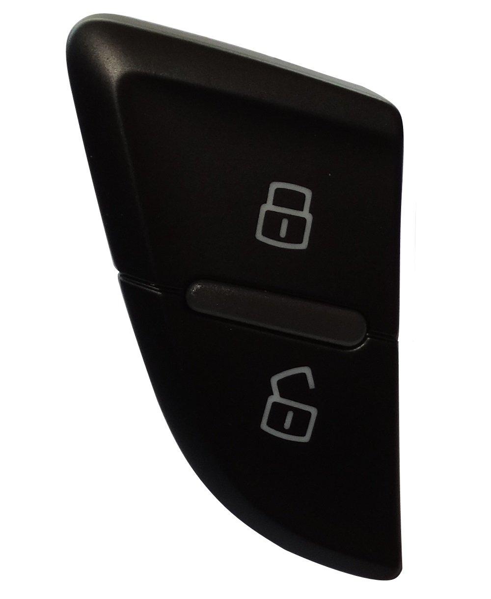 Aerzetix: Interrupteur bouton fermeture de porte compatible avec 8K2962108A 8K2962108B avant droit C16156 SK2-C16156