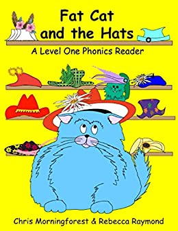 Fat Cat and the Hats - A Level One Phonics Reader - eBooks