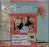Scrapbook Complete- Friends By Jackie-any Occasion