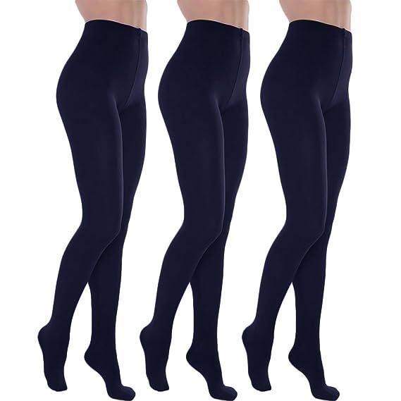 prezzo speciale per come comprare meticolosi processi di tintura Toocool - Stock 3 pezzi calzamaglia donna calze collant termiche felpate  nuove S-D6606