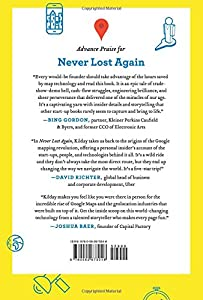 Never Lost Again: The Google Mapping Revolution That Sparked New Industries and Augmented Our Reality by HarperBusiness