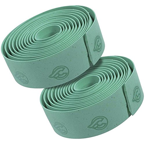 Cinelli Cork Ribbon Handlebar Tape, Celeste