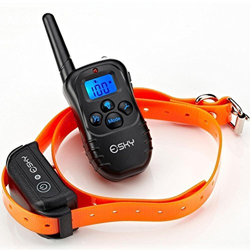 Remote Static And Vibration Dog Training Collar Reviews