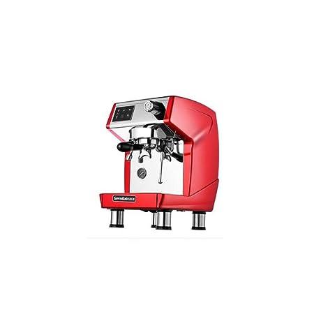 XXJF Cafetera semiautomática de estilo italiano, sistema dual de ...