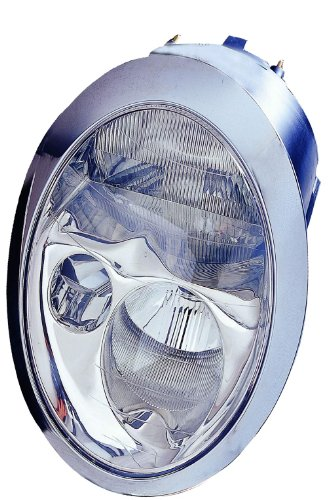 Depo 382-1101R-AS Mini Cooper Passenger Side Replacement Headlight Assembly