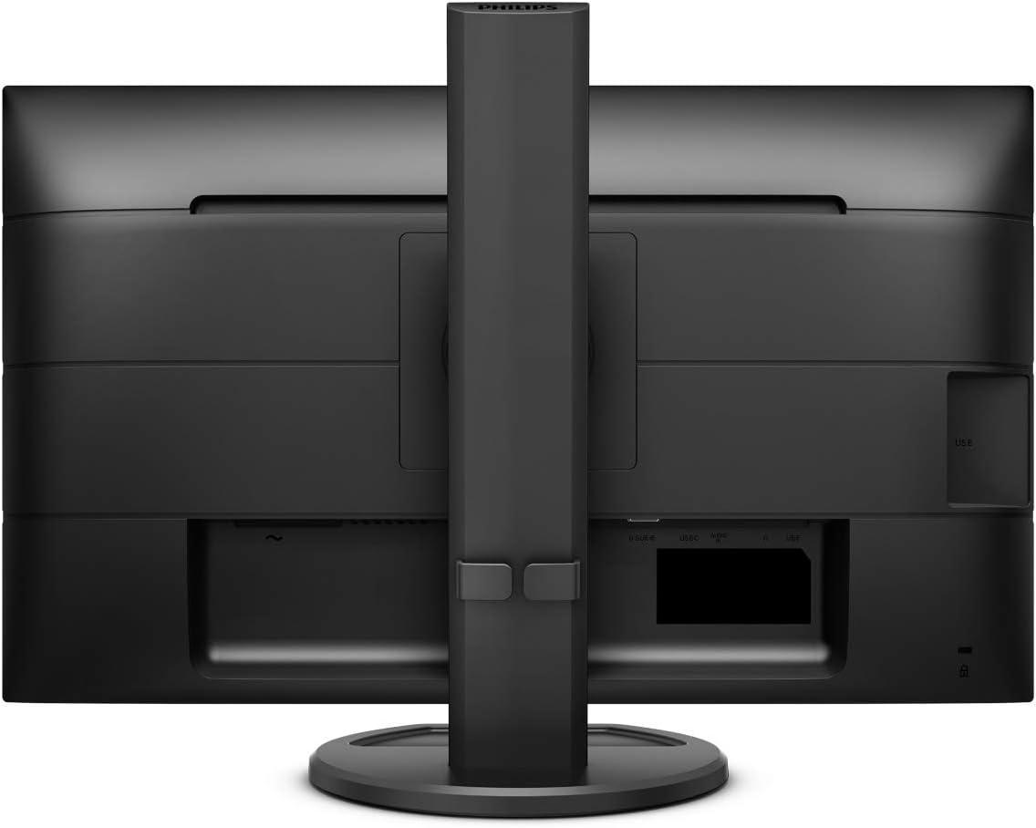 Ergonomic Stand FlickerFree Speakers 1920 x 1080, 75 Hz, 250 cd//m/², 4 ms HDMI//VGA//DP//USB-C//USB3.2 Philips Monitors 243B9-24 Inch FHD Monitor USB-C Dock