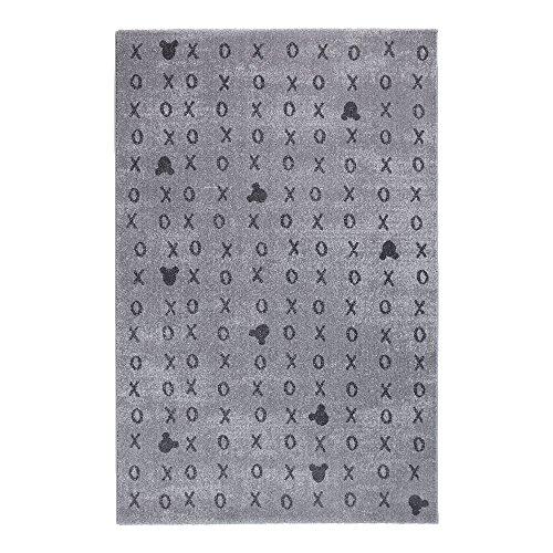 Ethan Allen | Disney Love Note Rug, 3'11' x 5'6', Snow