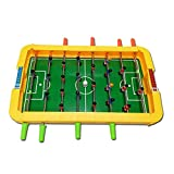 Foosball Tables , UHBGT Portable Mini Table Football Soccer Game Table Game Room Football Table Sports for Adults and Kids (8 Sticks)