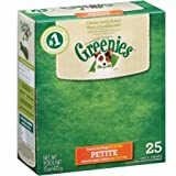 Greenies 428657 25 Count Greenies Mini-Me Merchandisers Treats For Pets