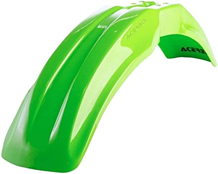 Green for 04-08 Kawasaki KX250F Acerbis Front Fender