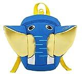 KIKIGOAL Elephant Baby Walking Safety Harness Reins Toddler...