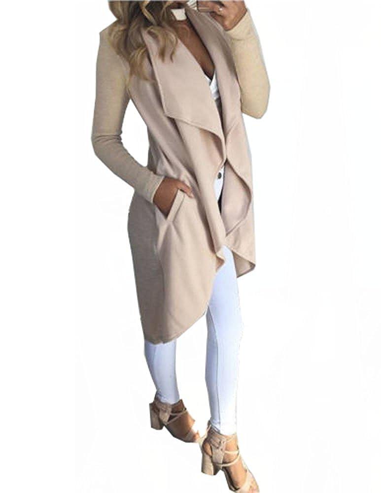 Women Lightweight Cardigans Long Sleeve Open Front Sweater Cardigan Outwear