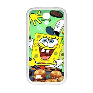 Lovely SpongeBob SquarePants Cell Phone Case for Samsung Galaxy S4