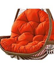 Swing Hanging Basket Seat Cushion Thickened Hanging Egg Hammock Chair Pads for Home Patio Garden 31 x 47 inch