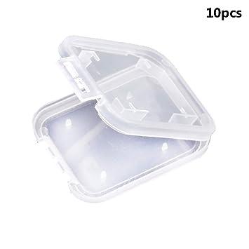 Ogquaton Caja de Almacenamiento de la Tarjeta SD Caja de ...