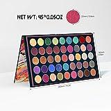 EYESEEK Matte Eyeshadow Palette Glitter 45 Shades