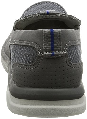 CLARKS Clarks Mens Shoe Marus Step Grey