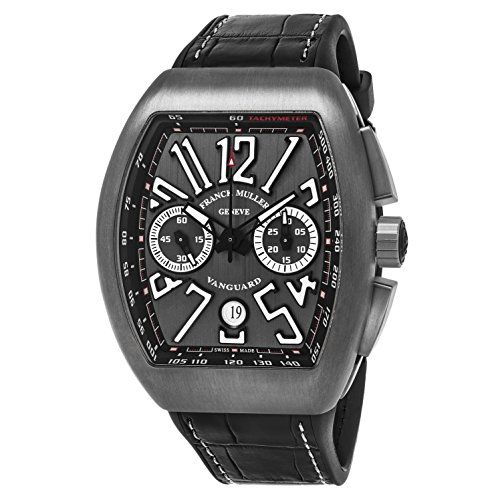 franck-muller-vanguard-mens-automatic-date-chronograph-titanium-face-black-rubber-strap-watch-v-45-c