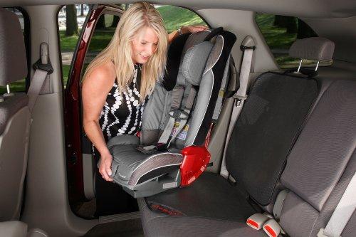 Kindersitzunterlage Perfekt ist ein Kindersitz Zubehör und schützt die Sitz und die Rückenlehne. TOP Ware