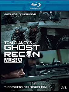 Ghost Recon Alpha [Blu-ray]