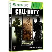 Call of Duty Trilogia do Modern Warefare - Microsoft Xbox 360