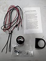 Battery Golf Cart Meter Kit State of Charge by Stone River Products - 36 or 48 Volt Accessories - USA MADE