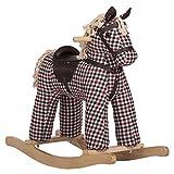 Rockin' Rider Charlie Vintage Rocking Horse Plush