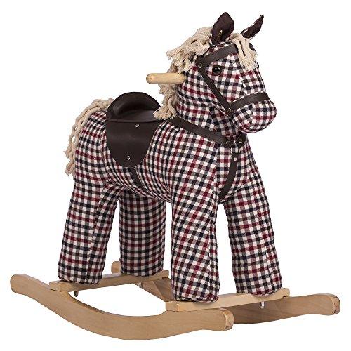 Rockin' Rider Charlie Vintage Rocking Horse Plush by Rockin' Rider