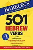 img - for 501 Hebrew Verbs (501 Verb Series) book / textbook / text book