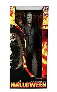 "Rob Zombie's Halloween Michael Myers 18"" Action Figure w/ Sound"