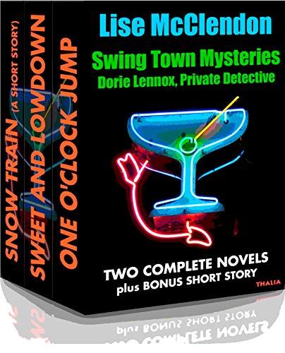 Swing Town Mysteries: Dorie Lennox Box Set (Dorie Lennox Mysteries Book 4) - Kansas Train Set