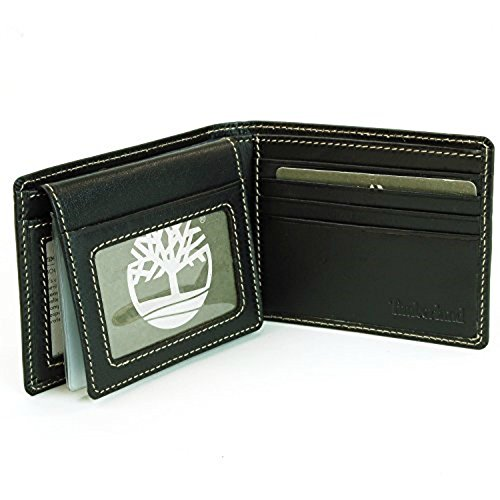 Timberland Genuine Italian Leather Passcase