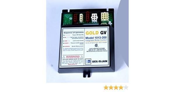 1013-200 - Weil McLain OEM Boiler Ignition Control Board: Amazon.com ...